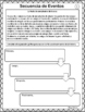 Secuencia / Sequence SPANISH Task Cards