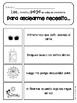 Spanish Secuencias/ Lectura y escritura - Sequencing Reading and writing