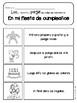 Spanish Secuencias/ Lectura y escritura - Sequencing Readi