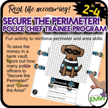 """Secure the Perimeter! Cover the Area! Hands-on """"police tra"""