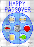 Seder Plate Mystery Picture