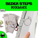 Seder Steps Interactive Bookmark!