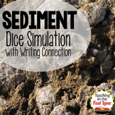 Sediment Dice Simulation and Writing Connection
