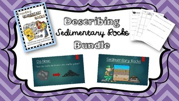 Describing Sedimentary Rocks Bundle