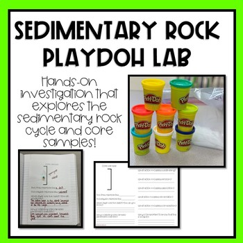Sedimentary Rock - Core Sample Lab