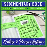 Sedimentary Rock Formation | Weathering Erosion Deposition