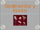 Sedimentary Rock Lesson - ppt, assessment, & experiment