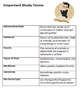 Sedimentary Rock Workbook and Answer Key
