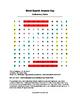 Sedimentary Rocks Word Search (Grades 4-5)