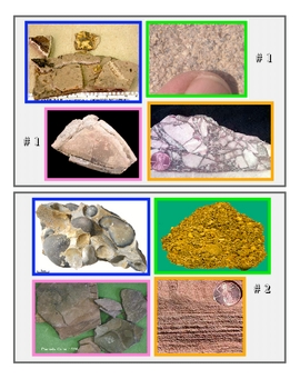 Sedimentary Rocks part 2 SURFFDOGGY