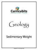 Sedimentary Weight | Theme: Geology | Scripted Afterschool Activity