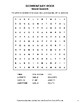 Sedimentary - Word Search Puzzles, Word Scramble,  Secret Code,  Crack the Code