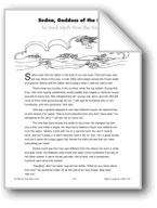 Sedna, Goddess of the Sea - Inuit Myth