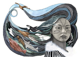 Sedna the Sea Goddess Inuit Legend