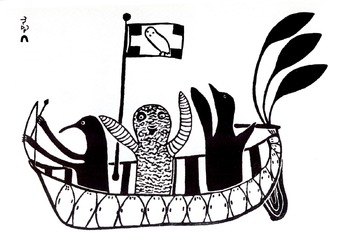 Sedna the Sea Goddess Inuit Legend