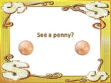 See A Penny - So and Mi sight-reading Power Point and penny practice worksheet