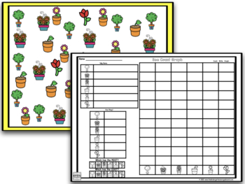 See Count Graph: April Edition!