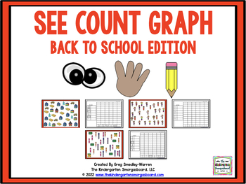 See Count Graph:  Back To School Edition!