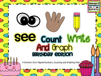 See Count Graph: Birthday Edition!