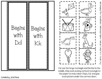 See How We Grow Interactive Notebook Journal