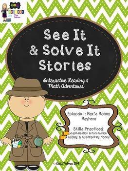 See It, Solve It: Math & Reading Mashup!