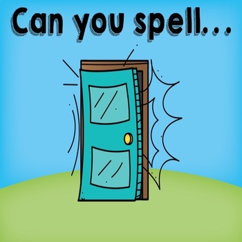 See It! Spell It! (S Blends)