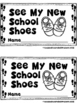 See My New School Shoes  (A Sight Word COLOR Emergent Reader)