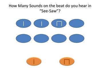 See-Saw - Freebie