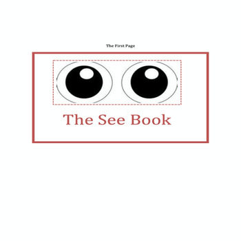 See Sight Word Book