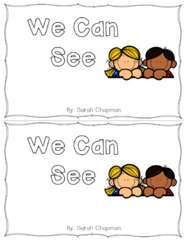 See Sight Word Books for Classroom Library