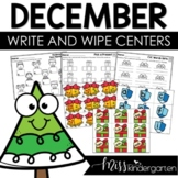 Math and Literacy Centers {December}