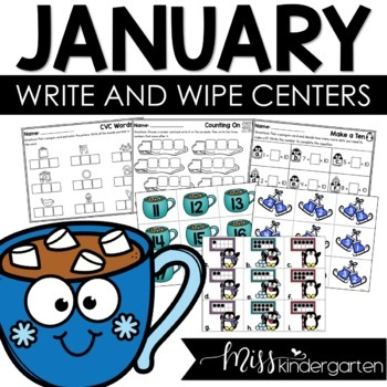 See & Stamp {January}