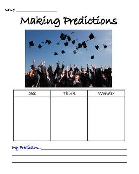 See Think Wonder Making Predictions using Photos
