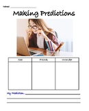 See Think Wonder Predictions using Pictures
