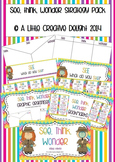 See, Think, Wonder Strategy Posters, Bookmarks and Graphic Organisers