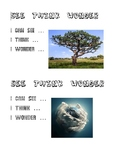 See Think Wonder templates photos Great for Seesaw