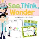 See, Think, Wonder- visible thinking
