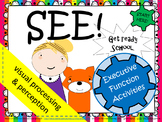 "Visual Scanning, Perception, and Processing Activities - ""See!"""