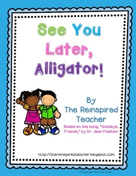 picture about See You Later Alligator Poem Printable named Perspective By yourself Afterwards Alligator Worksheets Coaching Materials TpT