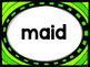 See and Build Interactive Spelling: Homophones
