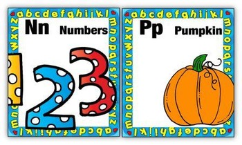 See and Say READER Alphabet  {CCSS}
