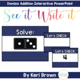 Addition with Dominos Interactive PowerPoint