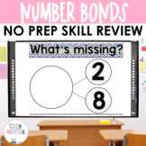 See it. Write it. - Number Bonds within 10 Interactive PowerPoint