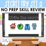 Fry Words Activities: Interactive Word Work Activities for Set 2