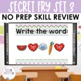 Fry Words Activities: Interactive Word Work Activities for Set 3