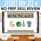 Fry Words Activities: Interactive Word Work Activities for Set 4