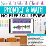 See it. Write it. - The Growing Bundle
