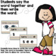 See it. Write it. - Vowel Teams E Interactive PowerPoint