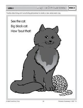 See the Cat (Letter-Sound Association)