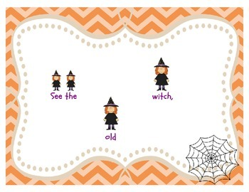 See the Old Witch: A Halloween song for ta rest and sol-mi
